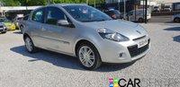 2011 RENAULT CLIO 1.1 DYNAMIQUE TOMTOM 16V 3d 75 BHP £3995.00