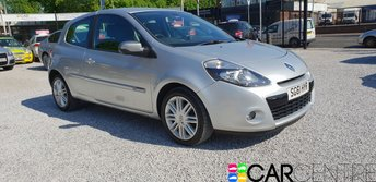 View our 2011 61 RENAULT CLIO 1.1 DYNAMIQUE TOMTOM 16V 3d 75 BHP