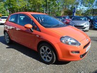 USED 2015 15 FIAT PUNTO 1.2 Easy 3dr