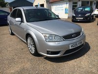 2005 FORD MONDEO 3.0 ST220 5d 226 BHP £3495.00