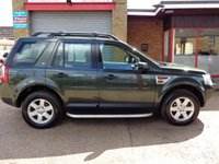 2008 LAND ROVER FREELANDER 2.2 TD4 GS 5d 159 BHP £4425.00