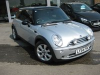 2005 MINI HATCH COOPER 1.6 COOPER 3d AUTO 114 BHP