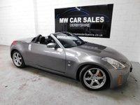USED 2008 08 NISSAN 350 Z 3.5 V6 ROADSTER GT 2d 309 BHP