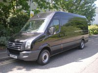 USED 2012 12 VOLKSWAGEN CRAFTER 2.0 CR35 TDI 1d 135 BHP