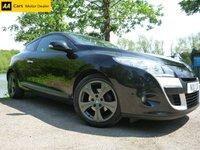 2011 RENAULT MEGANE 1.6 DYNAMIQUE TOMTOM VVT 3d 110 BHP £3900.00