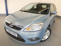 2009 FORD FOCUS 1.6 STYLE 5d 100 BHP £3690.00