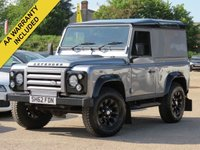 USED 2012 62 LAND ROVER DEFENDER 2.2 TD X-TECH LE HARD TOP 1d 122 BHP 1 OWNER FROM NEW, LIMITED EDITION,