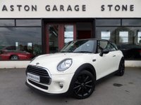2016 MINI HATCH COOPER 1.5 COOPER 3d 134 BHP ** LEATHER * CHILI ** £10890.00