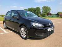 2011 VOLKSWAGEN GOLF MATCH TSI £8495.00