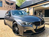 2016 BMW 3 SERIES 3.0 335D XDRIVE M SPORT 4d AUTO 309 BHP £23990.00
