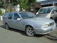 1999 VOLVO V70 2.4 XLT 10V 5d AUTO 140 BHP £995.00