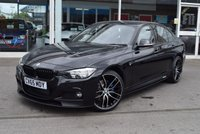 2015 BMW 3 SERIES 3.0 335D XDRIVE M SPORT 4d 308 BHP £23950.00
