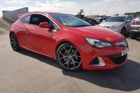 USED 2013 13 VAUXHALL ASTRA 2.0 VXR 3d 276 BHP STUNNING TORNADO RED PAINTWORK WITH HALF BLACK LEATHER SPORTS UPHOLSTERY. ONLY ONE OWNER FROM NEW. FULL SERVICE HISTORY. MOT TILL 24th APRIL 2019. ANTHRACITE GREY ALLOY WHEELS. HALF BLACK LEATHER SPORTS UPHOLSTERY. AIR CONDITIONING. ELECTRIC WINDOWS. REMOTE CENTRAL LOCKING. PLEASE GOTO www.lowcostmotorcompany.co.uk TO VIEW OVER 120 CARS IN STOCK, SOME OF THE CHEAPEST ON AUTOTRADER.