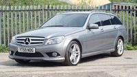 2009 MERCEDES-BENZ C CLASS 2.1 C220 CDI BLUEEFFICIENCY SPORT 5d AUTO 170 BHP £8495.00