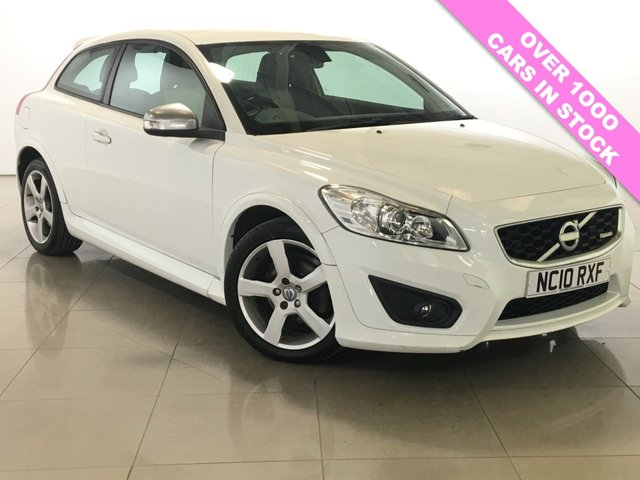 View our 2010 10 VOLVO C30 1.6 R-DESIGN 3d 100 BHP
