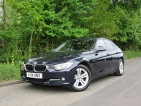 2014 BMW 3 SERIES 2.0 318D SPORT 4d 141 BHP £11250.00