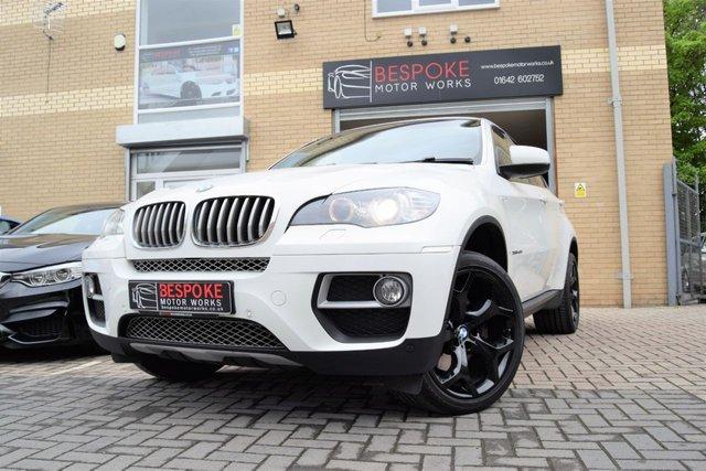 2012 62 BMW X6 XDRIVE40D 3.0 AUTOMATIC