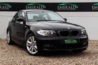 2009 BMW 1 SERIES 2.0 120D SE 2d 175 BHP £5000.00