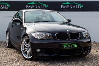 2009 BMW 1 SERIES 2.0 120D M SPORT 2d AUTO 175 BHP £7200.00