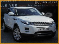 USED 2012 62 LAND ROVER RANGE ROVER EVOQUE 2.2 SD4 PURE 5d 190 BHP *ONE OWNER, LOW MILEAGE!*