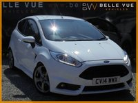 USED 2014 14 FORD FIESTA 1.6 ST-2 3d 180 BHP *STUNNING CAR, MODIFIED*