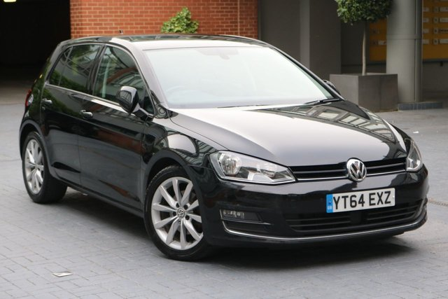 2014 64 VOLKSWAGEN GOLF 1.4 GT TSI ACT BLUEMOTION TECHNOLOGY 5d 148 BHP