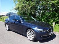 2014 BMW 3 SERIES 2.0 320D LUXURY 4d AUTO 184 BHP £10990.00