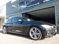 2014 BMW 4 SERIES 420d M-Sport Coupe Auto £SOLD