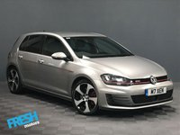 USED 2014 14 VOLKSWAGEN GOLF 2.0 GTI PERFORMANCE DSG 5d AUTO 226 BHP * 0% Deposit Finance Available