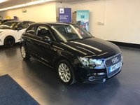 USED 2013 13 AUDI A1 1.6 TDI SPORT 3d 103 BHP 1 PREVIOUS OWNER, FULL SERVICE HISTORY, LOW TAX AND INSURANCE