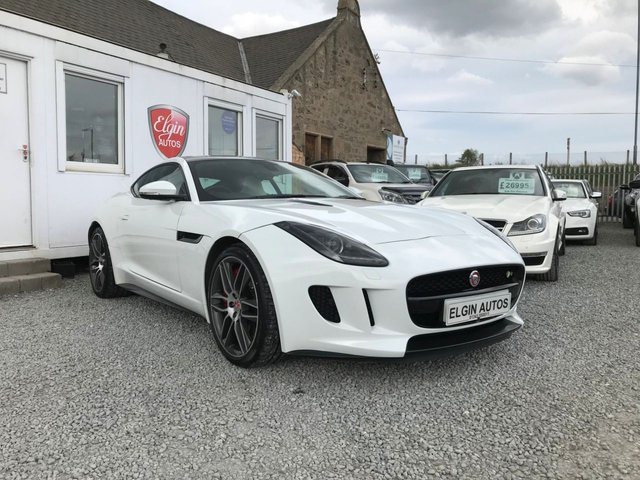 2014 14 JAGUAR F-TYPE R 5.0 Supercharged V8 2dr Auto ( 550 bhp )