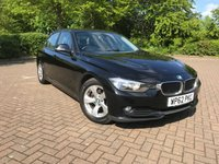 2013 BMW 3 SERIES 2.0 320D EFFICIENTDYNAMICS 4d 161 BHP £8495.00