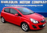 USED 2012 61 VAUXHALL CORSA 1.2 SXI AC CDTI ECOFLEX 5d 73 BHP HERE WE HAVE AN AMAZING EXAMPLE OF THIS FLAME RED VAUXHALL CORSA 1.3 TURBO DIESEL 5 DOOR MANUAL WITH  PIANO BLACK INTERIOR AIR CON ALLOYS FULL SERVICE HISTORY 6 SERVICE STAMPS LOW TAX LOW INSURANCE IDEAL FIRST CAR