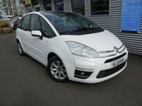 2013 CITROEN C4 PICASSO 1.6 EDITION HDI 5d 110 BHP £SOLD