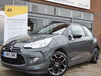 2015 CITROEN DS3 1.6 BLUEHDI DSTYLE S/S 3d 98 BHP £SOLD
