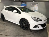 USED 2013 62 VAUXHALL ASTRA 2.0 VXR 3d 276 BHP Bluetooth  :  Satellite Navigation : DAB Radio   :  Part leather upholstery   :  VXR/Sport/Eco buttons   :  Rear parking sensors   :   Fully stamped service history