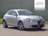 2009 ALFA ROMEO MITO 1.4 VELOCE 16V 3d 95 BHP £3995.00