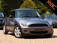 USED 2009 09 MINI HATCH ONE 1.4 ONE GRAPHITE 3d 94 BHP
