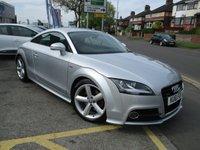 USED 2011 61 AUDI TT 2.0 TDI QUATTRO S LINE 2d 170 BHP Full Audi Service History & A Lovely Example