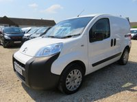 2013 CITROEN NEMO 1.2 660 ENTERPRISE HDI ONLY 9942 MILES FROM NEW £5995.00
