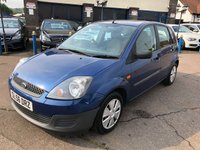 2006 FORD FIESTA 1.2 STUDIO 16V 5d 78 BHP £SOLD