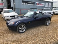 USED 2007 07 MAZDA MX-5 2.0 I ROADSTER 2d 160 BHP