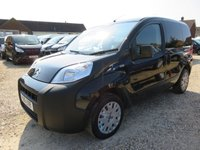 2016 CITROEN NEMO 1.2 590 ENTERPRISE HDI 25347 MILES FROM NEW £6995.00