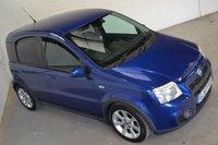 2007 FIAT PANDA 1.4 100HP 5d 99 BHP £1990.00