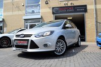 USED 2013 13 FORD FOCUS 1.6 ZETEC TDCI 5 DOOR HATCHBACK