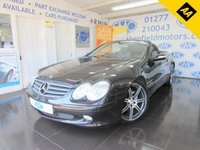 USED 2005 05 MERCEDES-BENZ SL 3.7 SL350 2d 245 BHP