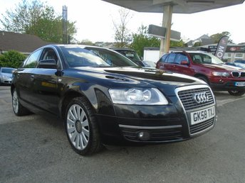 2008 AUDI A6 2.0 TDI LIMITED EDITION 4d 140 BHP £3995.00