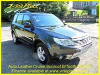 USED 2008 08 SUBARU FORESTER 2.0 XS 5d 150 BHP +GREAT SPECIFICATION 4 WD+