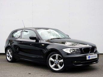 2011 BMW 1 SERIES 2.0 116I SPORT 3d 121 BHP £7500.00