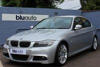 2010 BMW 3 SERIES 3.0 330D M SPORT 4d 242 BHP £9295.00